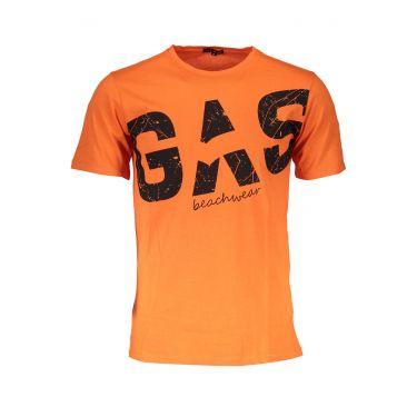T-Shirt Letters Orange