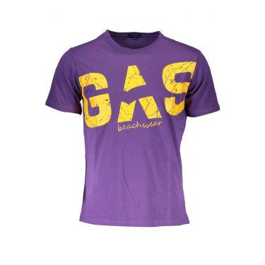 T-Shirt Letters Violet
