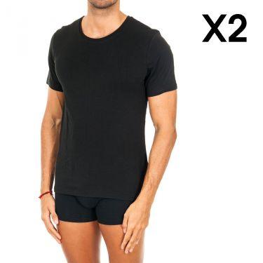 Pack de 2 T-Shirt Noir