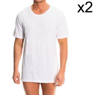 Pack de 2 T-Shirt Blanc