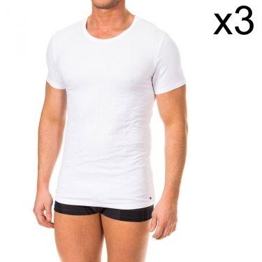 Pack de 3 T-Shirt Blanc