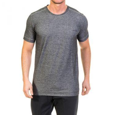 T-shirt Diesel à manches courtes Marbré Gris