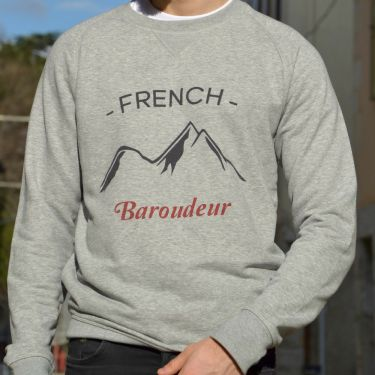 Sweat French Baroudeur