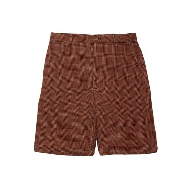 BOGART SHORTS ORANGE/BLACK