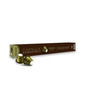 50 Capsules SOAVE (compatible Nespresso)