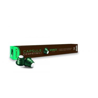 50 Capsules VIVACE (compatible Nespresso)