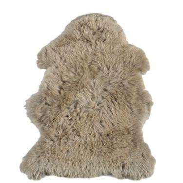 Mouton Longue laine Taupe