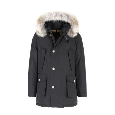 ARCTIC PARKA DF FADED NOIR