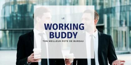 The working buddy: ton ami du bureau qui te fait oublier les lundis matin