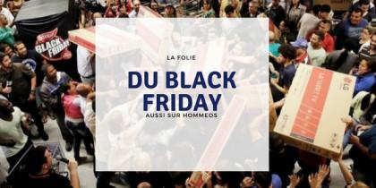 Black Friday : plus qu'un vendredi, une semaine!