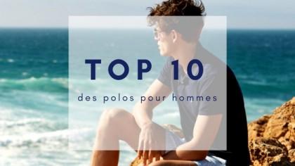 Le TOP des 10 des marques de polos pour hommes