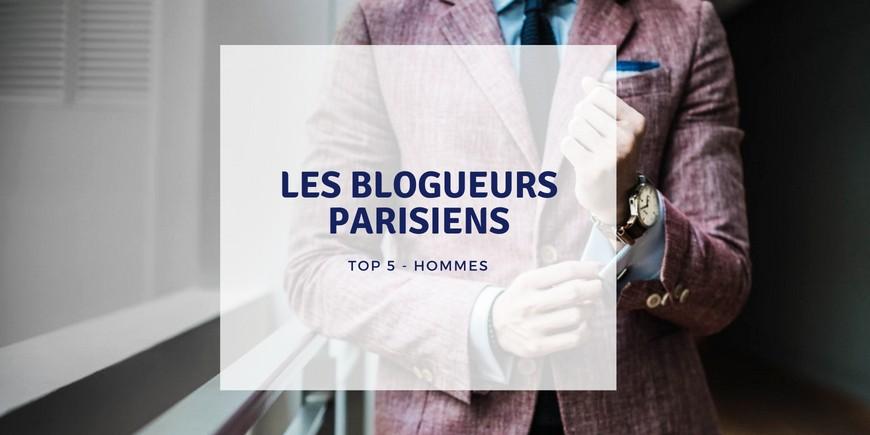 TOP 5 DES BLOGUEURS PARISIENS INFLUENTS